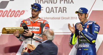 """MotoGP, Dovizioso in Argentina: """"Siamo migliorati rispetto al 2017"""""""