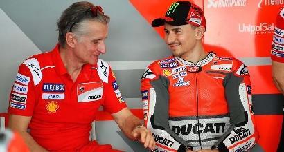 MotoGP, Petrucci o Miller in Ducati