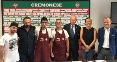 Cremonese, i ragazzi del team #Thisability in servizio allo Zini