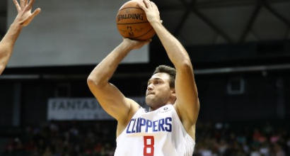 Nba: Gallinari trascina ancora i Clippers, Rockets ko