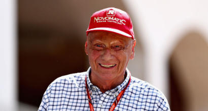 Niky Lauda (Getty Images)