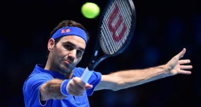 Atp Finals, Federer batte Anderson e si qualifica come primo
