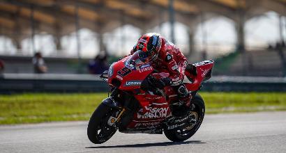 MotoGP, dominio Ducati nei test
