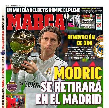 Modric infrange i sogni dell'Inter: rinnova con il Real