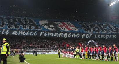Cori razzisti a Kessie: la Curva Nord dell'Inter chiusa un turno con la condizionale