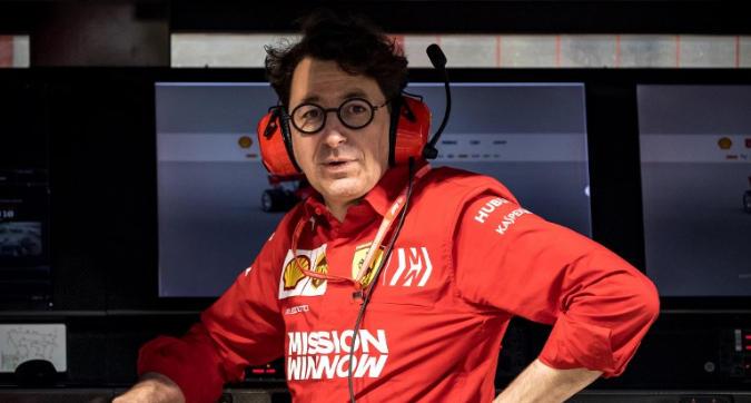 """Ferrari, l'amarezza di Binotto: """"Una doppietta mancata"""""""