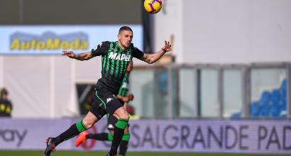 Juventus, preso Demiral dal Sassuolo: cifre e dettagli