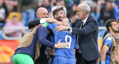 """Mondiali Under 20, Nicolato: """"L'Italia non smette di stupire"""""""