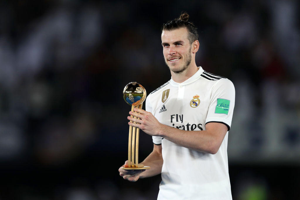 6) BALE (REAL MADRID) - 500 milioni di euro