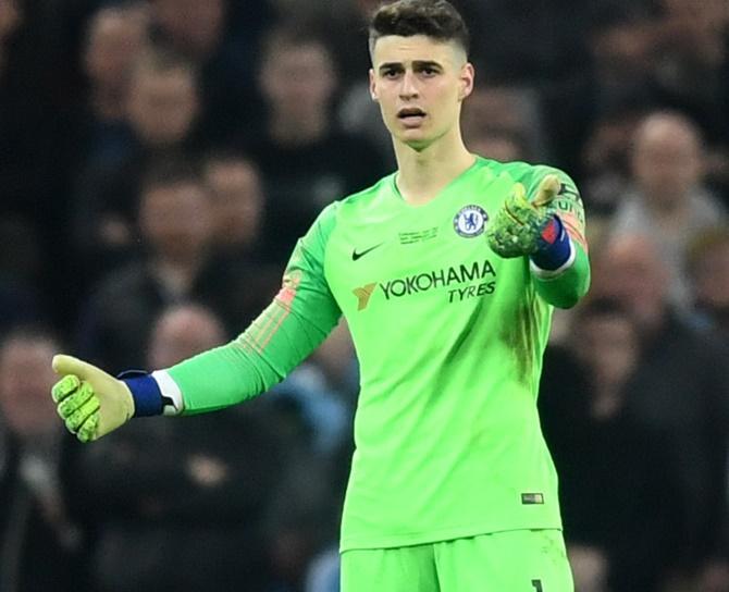 Kepa, portiere, pagato dal Chelsea 80 mln