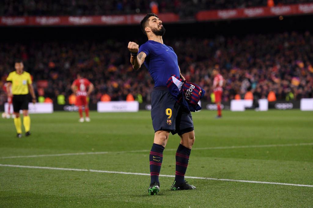 Il Barcellona ha battuto 2-0 l'Atletico Madrid ed è volato a +11 in classifica.