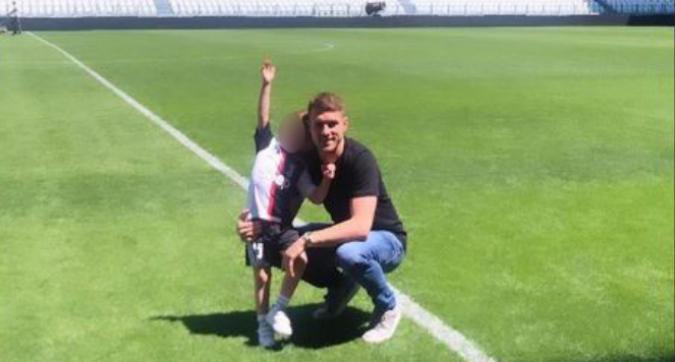 """Ramsey """"scopre"""" la Juve"""