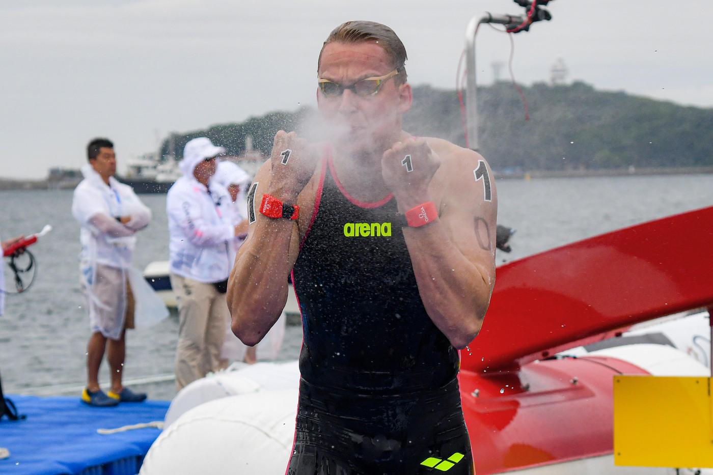 Seconda medaglia dal fondo per l'Italia ai Mondiali di nuoto. Stavolta a salire sul podio è stata la steddetta mista sui 5mila metri capitanata da Gregorio Paltrinieri.