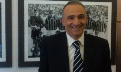 Paolo Ciabattini, foto SportMediaset.it