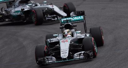 """F1 a Hockenheim, Rosberg: """"Buon inizio"""""""