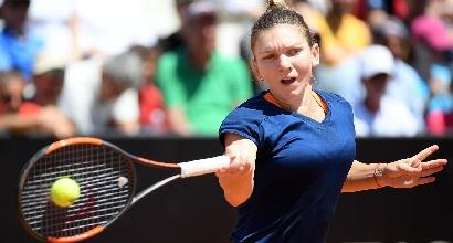 Tennis, Internazionali d'Italia: Halep e Williams ai quarti