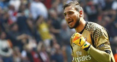 Rinnovo Donnarumma: il portiere non rinnova il contratto con il Milan
