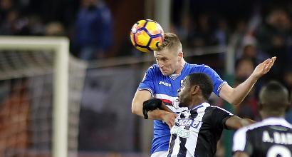 Inter, la Samp da l'ok per Skriniar
