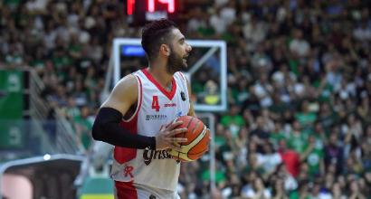Basket: la Virtus Bologna sogna, Aradori più Gentile