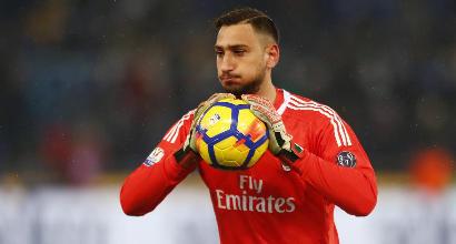 """Serie A, Gigio Donnarumma record: il più giovane tra i """"centenari"""""""
