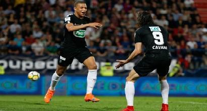 Coppa di Francia: ilPsg vola in finale