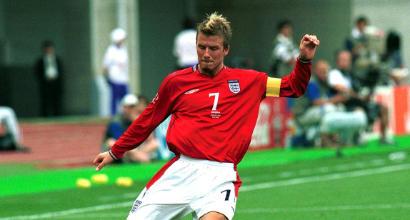 Beckham, Lapresse