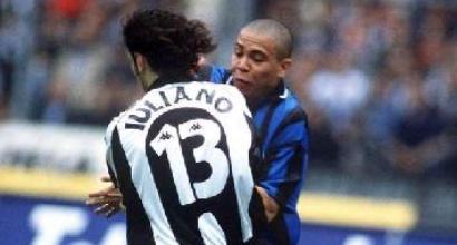 Contatto Iuliano-Ronaldo, venti anni dopo: ancora ruggini e veleni