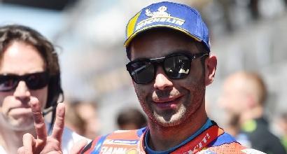 """MotoGP, Petrucci: """"Lorenzo mi ha fatto da gancio"""""""
