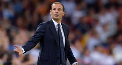 Juventus, Allegri annuncia: