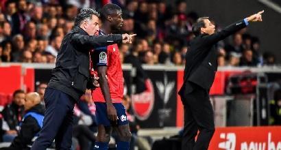 Ligue1: Marsiglia ko a Lille, il Montpellier vince il derby col Nimes