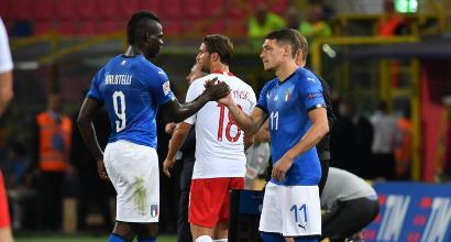 Italia, Balotelli e Belotti fuori dai convocati