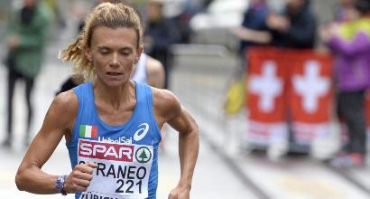 Maratona, il ritorno della <em>regina</em>: la Straneo stupisce a Valencia