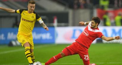 Bundesliga: sorpresa Fortuna Düsseldorf, cade la capolista Dortmund