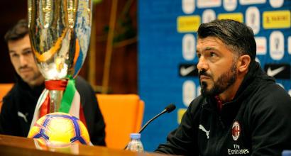 Supercoppa, Gattuso