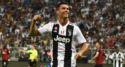 """Juve, Ronaldo: """"Contento di essere stato decisivo, il 2019 è iniziato al meglio"""""""