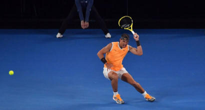 Tennis, Australian Open: Nadal abbatte Tiafoe e aspetta Tsitsipas, favole Collins e Kvitova