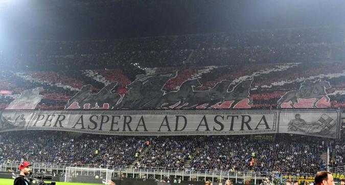 I ragazzi dell'Ajax e la nostalgia di vecchio Milan
