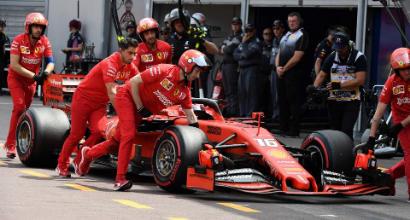 """F1, Leclerc e il disastro Ferrari in Q1 a Monaco: """"Sono molto deluso"""""""