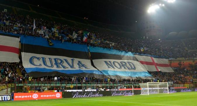 """La Curva Nord avvisa Conte: """"Noi non siamo la Juve"""""""