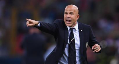 """Italia, Di Biagio mastica amaro: """"C'è delusione, dura per la qualificazione"""""""