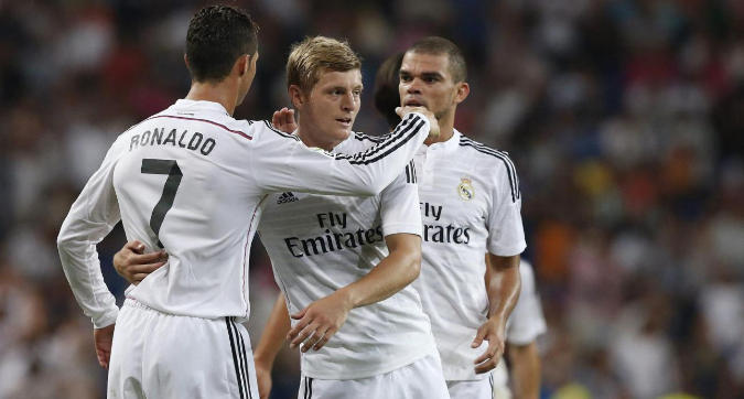 """Real Madrid, Kroos: """"L'addio di Cristiano Ronaldo ha fatto felici tutti"""""""