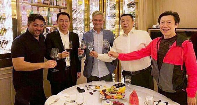 Mourinho, no a 100 mln dalla Cina