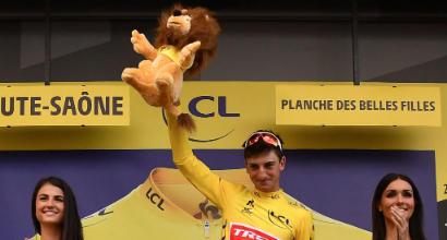 Tour de France: vince Teuns, Ciccone nuova maglia gialla