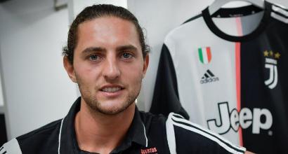 Rabiot conquistato dalla Juventus: