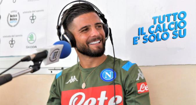 """Napoli, Insigne """"gufa"""" la Juve: """"Scudetto? Sarri con noi non è mai partito benissimo. Mangiamoceli!"""""""
