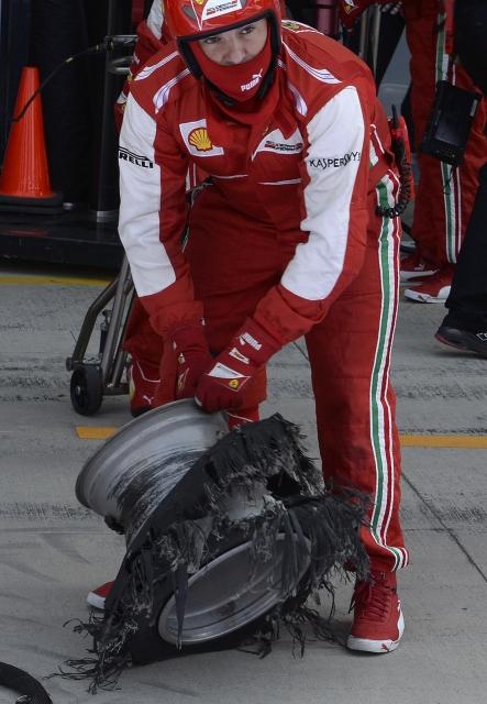 Formula 1, Rosberg sul gradino più alto del podio a Silverstone
