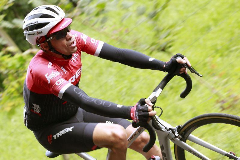 Vuelta, infinito Contador nella penultima tappa: le foto