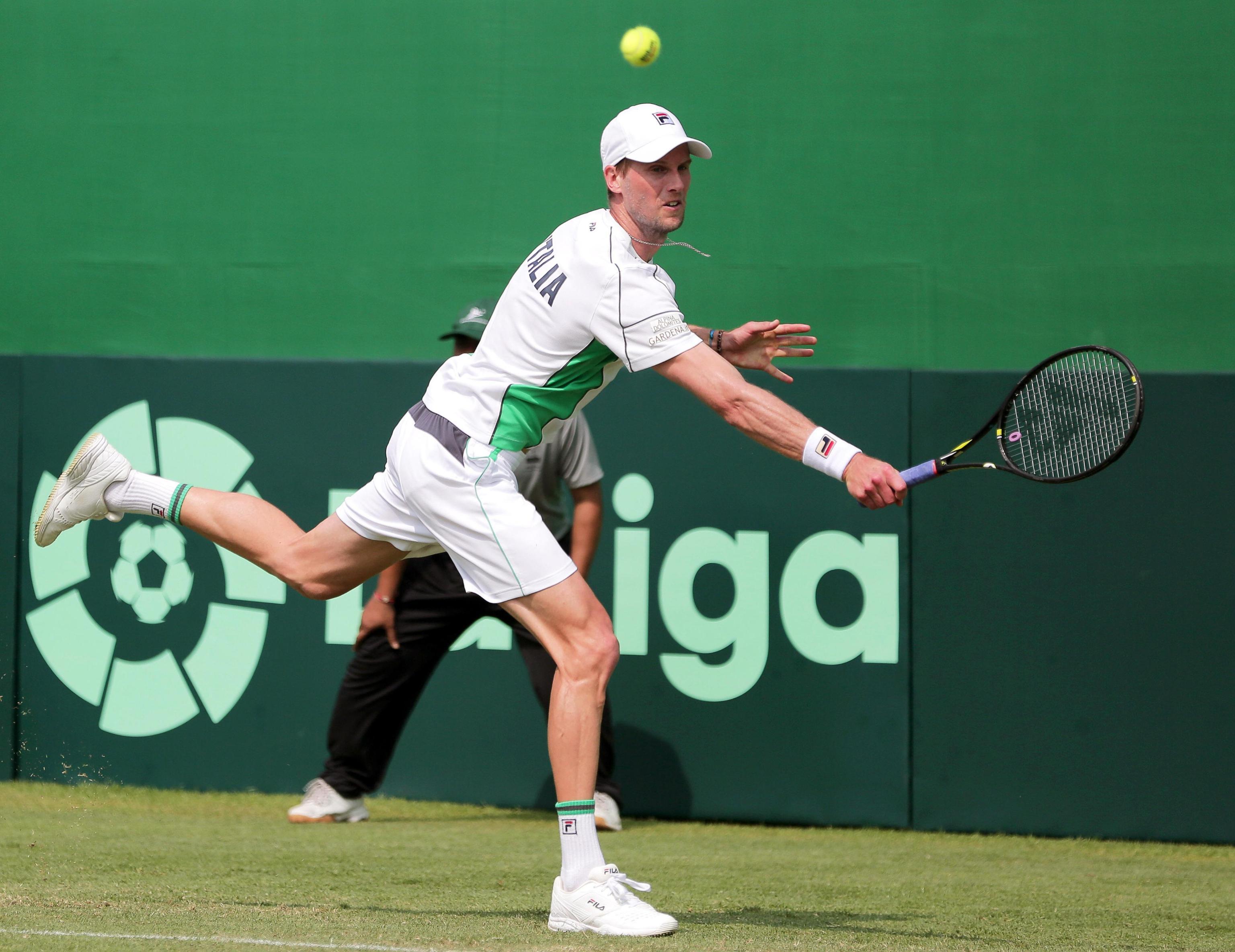 Tennis, l'Italia parte forte in Davis