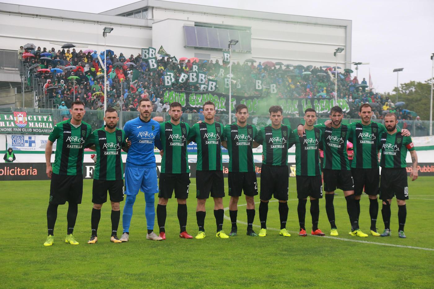 Festa Pordenone: è Serie B