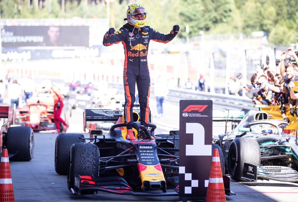 Max Verstappen ha strappato la vittoria a Charles Leclerc nel GP d'Austria di F1.